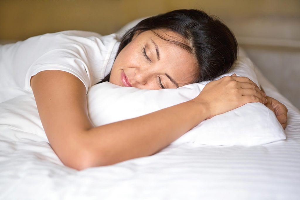 The Secret To Improving Your Sleep